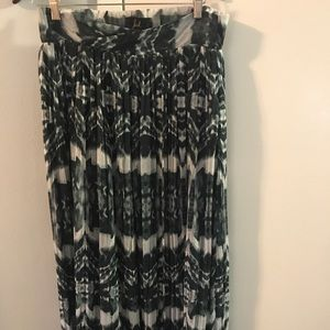 Nordstrom maxi skirt! Size small. Worn once